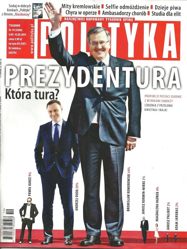 wybory 2015 prezydent