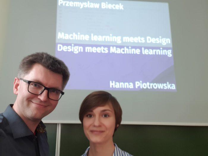 How to design a model visualisation @ Gdansk satRdays