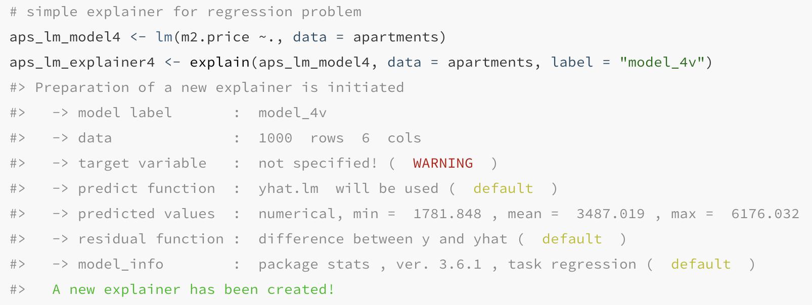 是什么在DALEX v 0.4.9新?